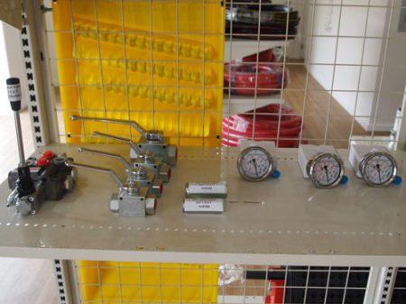 SHR hydraulic network 2